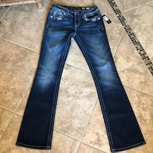 Miss Me mid rise boot jeans